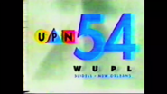 WUPL UPN54 ID