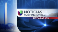 Wfdc noticias univision washington 6pm package 2013