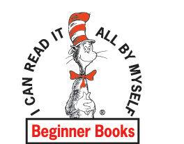 """Logo for the """"Beginner Books"""" series"""