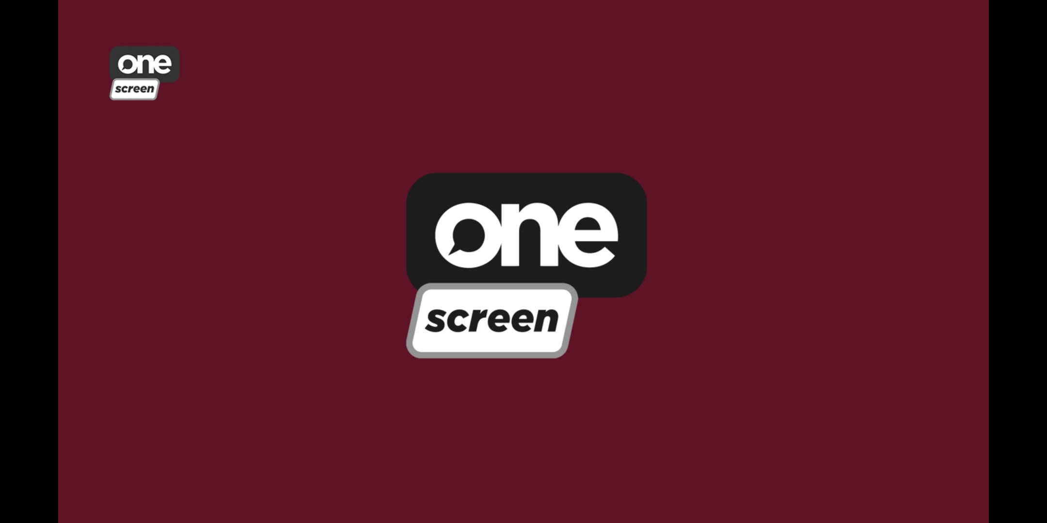 One Screen (TV channel)