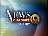 WTVC NewsChannel 9 at 5