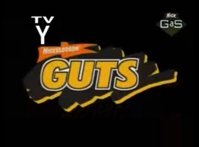 Nickelodeon Guts