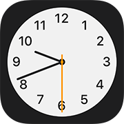 Ios10-clock-app-icon