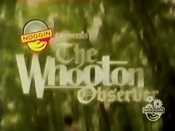 The Whooton Observer