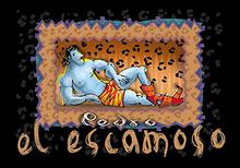 Pedro el escamoso logo.png
