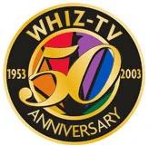 WHIZ-TV 50th logo