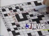 WKYC Channel 3 News Crossword Puzzle