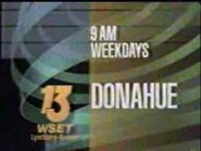WSET promo for Donahue 1989