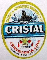Cerveza Cristal (Peru)