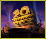 20th Century Fox 2009 Full Color Print Logo