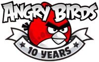 AngryBirds10thAnniversaryLogo