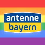 Antenne Bayern Pride-Logo 2021