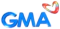 GMA Network Logo (From GMA-10 North Central Luzon 2009-2012)