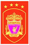 Liverpool FC logo (four gold stars)