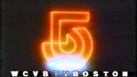 WCVB TV ID 1980