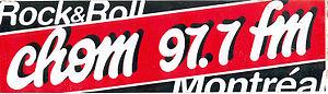 CHOM-FM