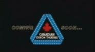 Canada odeon cinemas Trailers 3