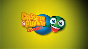 Casseta & Planeta, Urgente! - Logo 2010.png
