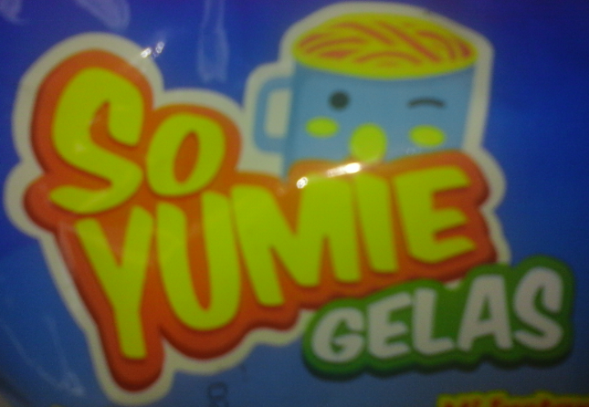 So Yumie Gelas