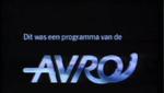 AVRO logo (1992-1993)