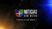 Kbnt noticias univision san diego 11pm package 2010