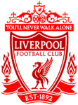 Liverpool FC logo (red and white)