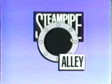 Steampipe Alley