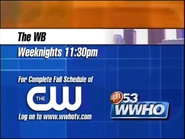 WB and CW on UPN 53