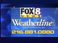WJW The FOX 8 News Weatherline 2