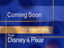 Walt Disney Studios Home Entertainment Buena Vista Coming To Theaters Logo 2000 Coming Soon To Theaters From Disney & Pixar