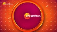 Zee Marathi HD Logo Screen 2021