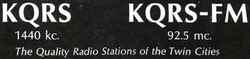 KQRS Golden Valley 1964.png