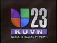 Kuvn univision 23 id 1995