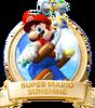Logo Sunshine - Super Mario 3D All-Stars