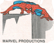 Marvel Productions 1986 Spider-Man