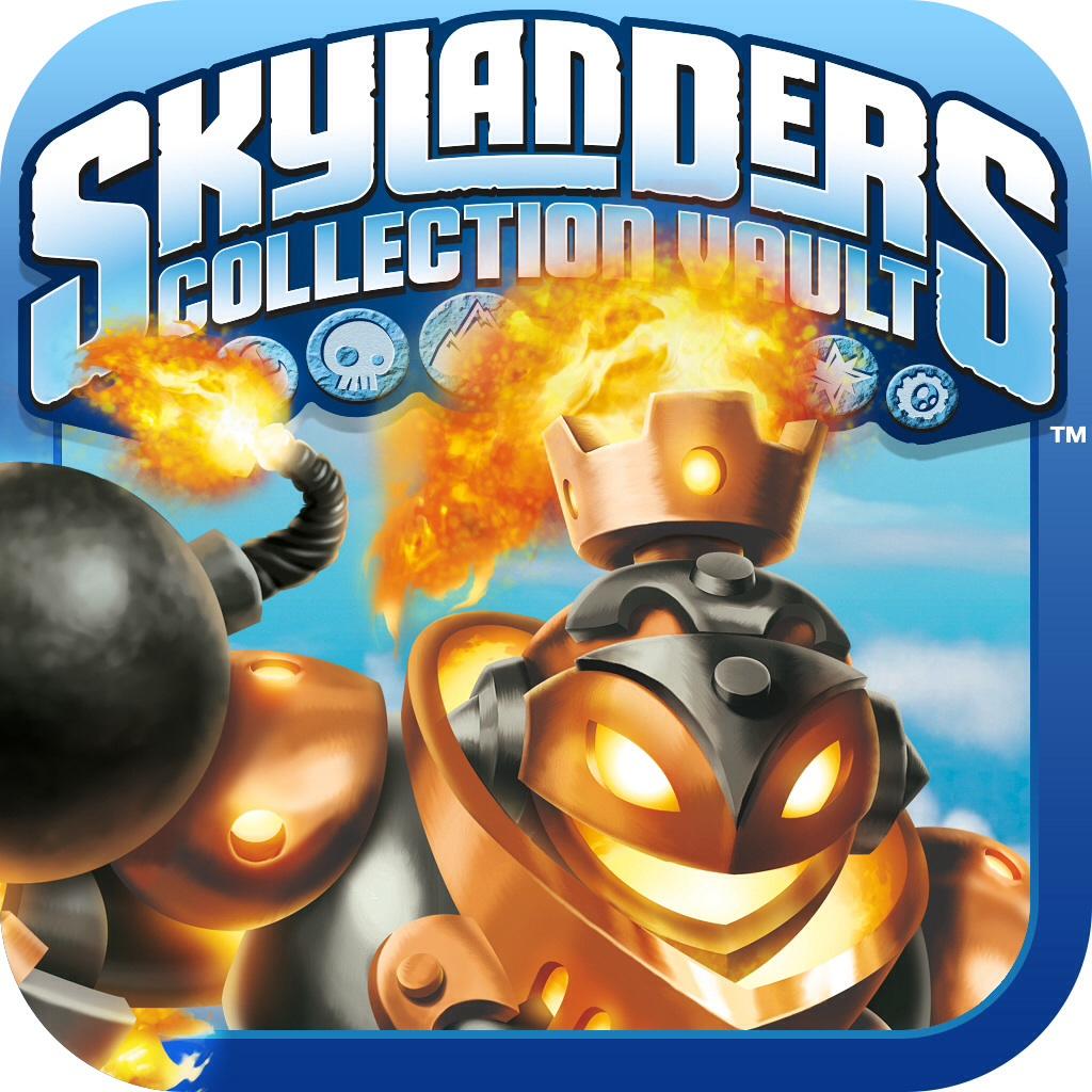 Skylanders: Collection Vault