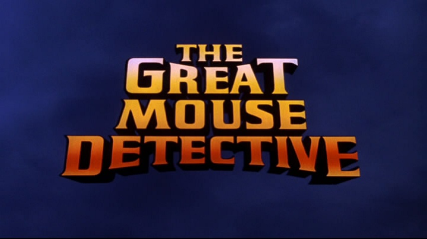 The Great Mouse Detective (1986 film)