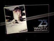 WAKR-TV 1980s C