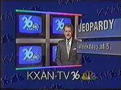 1990 KXAN KXAN 36 Jeopardy! Promo