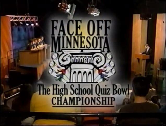Face-Off Minnesota: The High School Quiz Bowl Championship