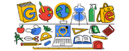 First Day of School 2021 Google