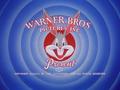 Looney Tunes studio card 19