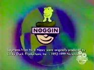 Phred Noggin logo 1999