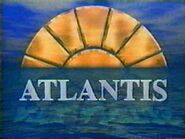 Atlantis second logo