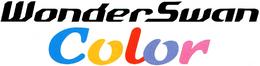 Bandai WonderSwan Color Logo 1.png