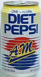 Diet Pepsi AM