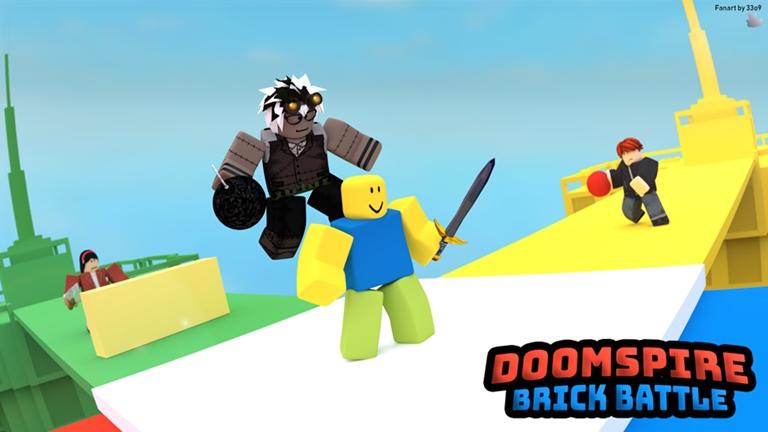 Doomspire Brickbattle