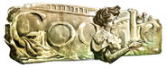 Google Lola Mora's 145th Birthday