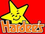 Hardees Logo 1997
