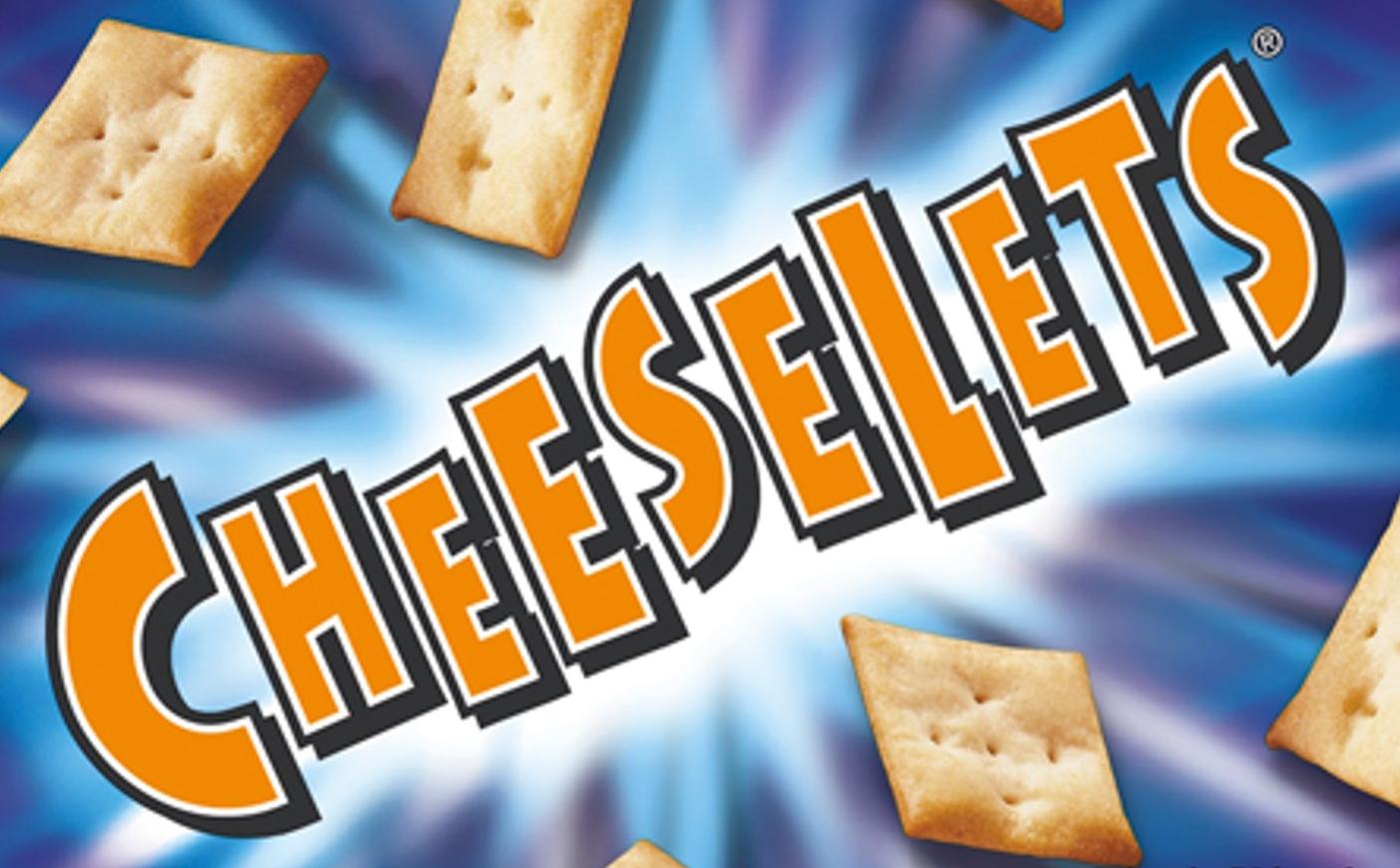 Jacob's Cheeselets
